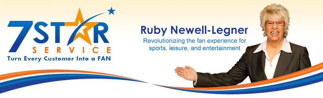 Ruby Newell-Legner - 7 Star Service
